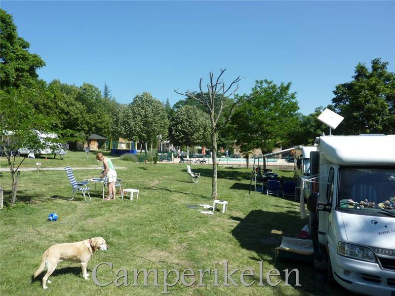 Ardèche camping in Privas