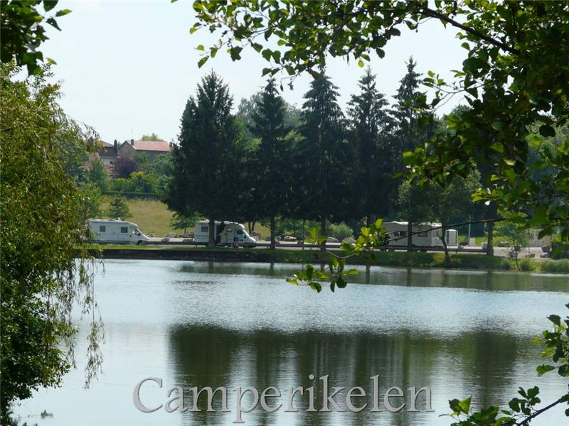 Camperplaats in Luxeuil les Bains