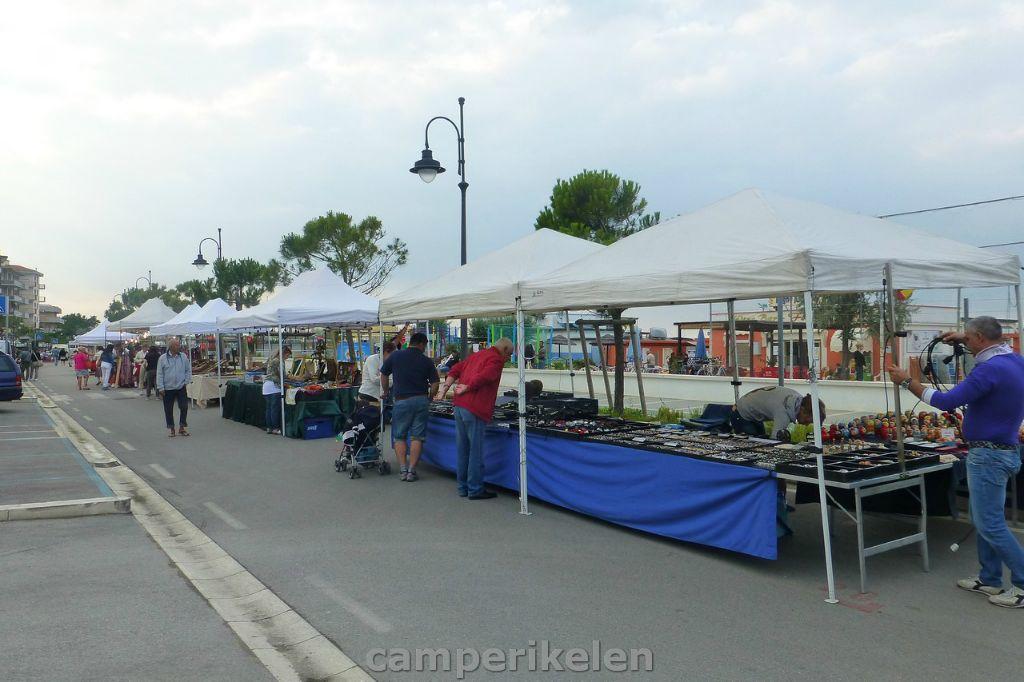 Markt in Cesenatico