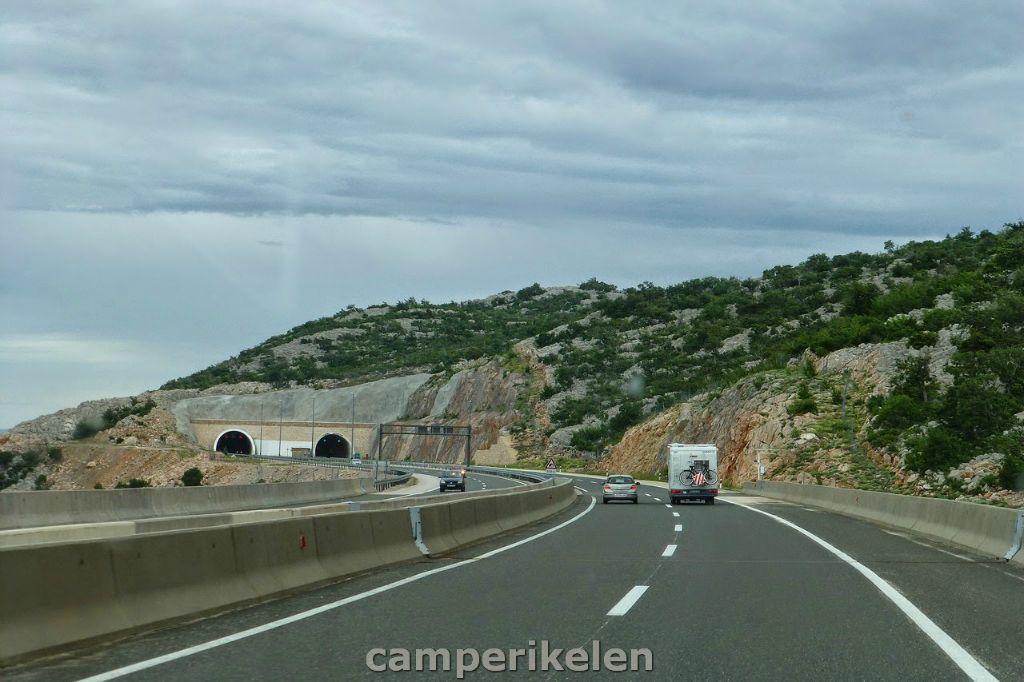 Autosnelweg Kroatië