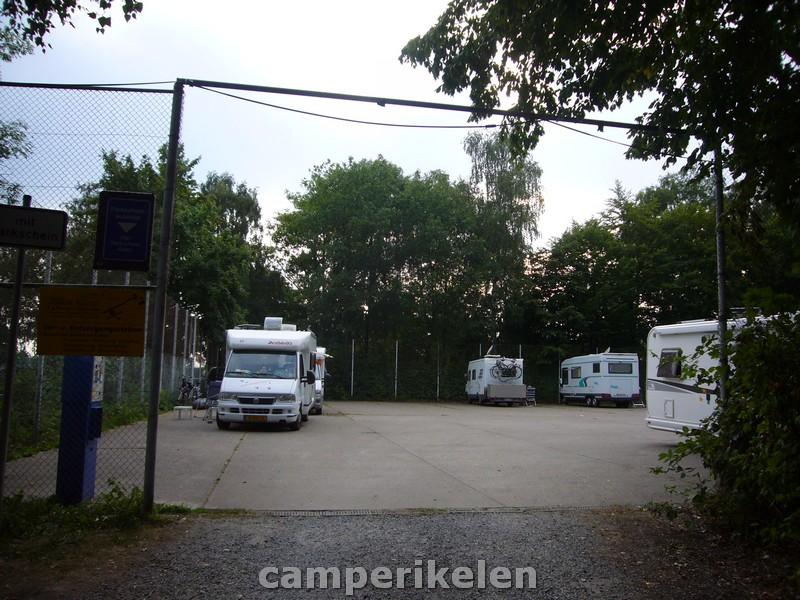 Camperplaats Körbecke