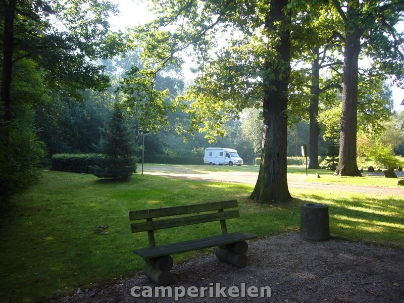 Camperplaats Wolkenburg