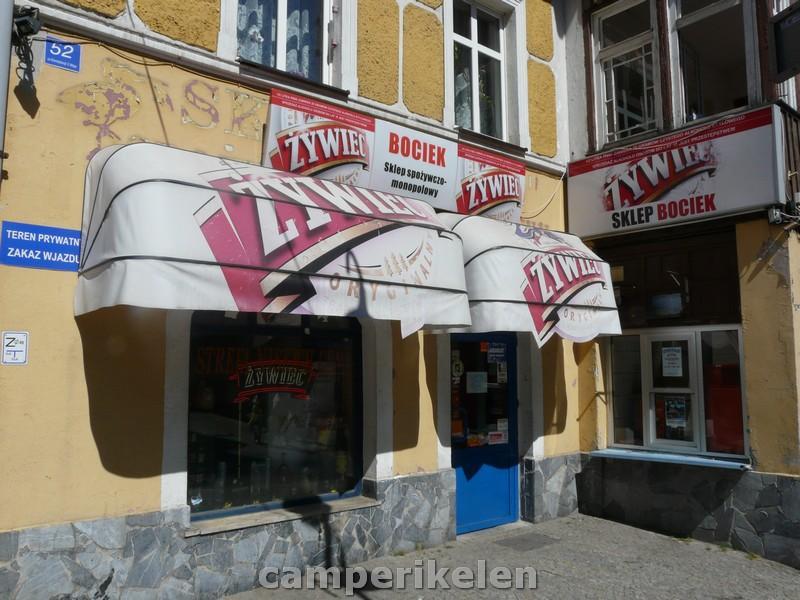 Winkeltjes in Karpacz