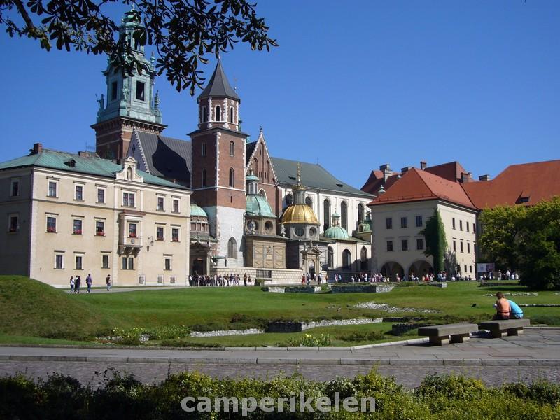 Kathedraal en Paleis op de Wawel