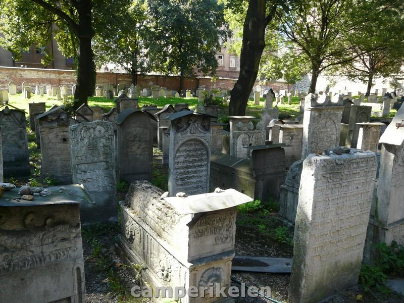 Oude Poolse begraafplaats