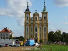 Kerk bij Dub nad Moravou