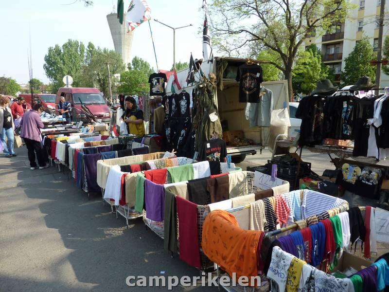 Markt in Törökszentmiklós
