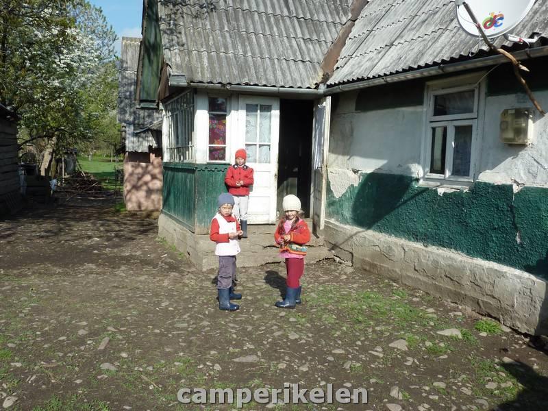 Roemeense kinderen
