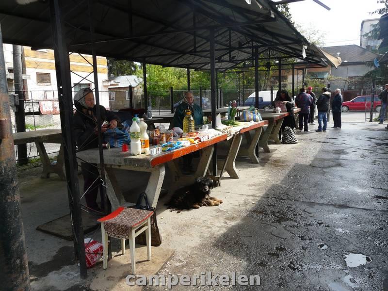Markt in Sighetu Marmaţiei