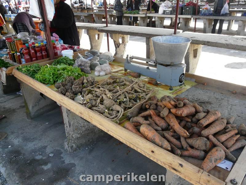 Markt in Reghin