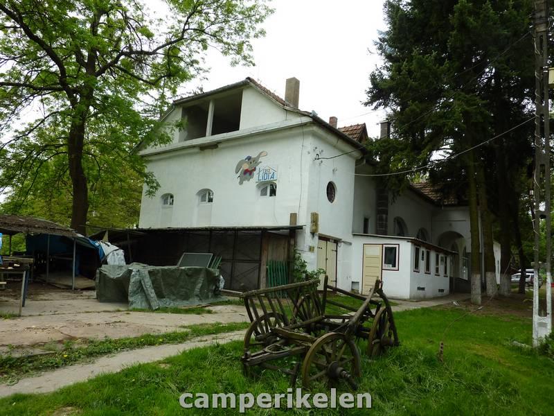 Kindertehuis- camping Vineyard