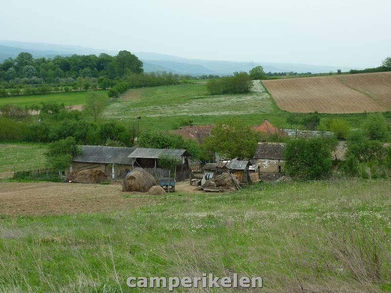 Roemeense boerderij