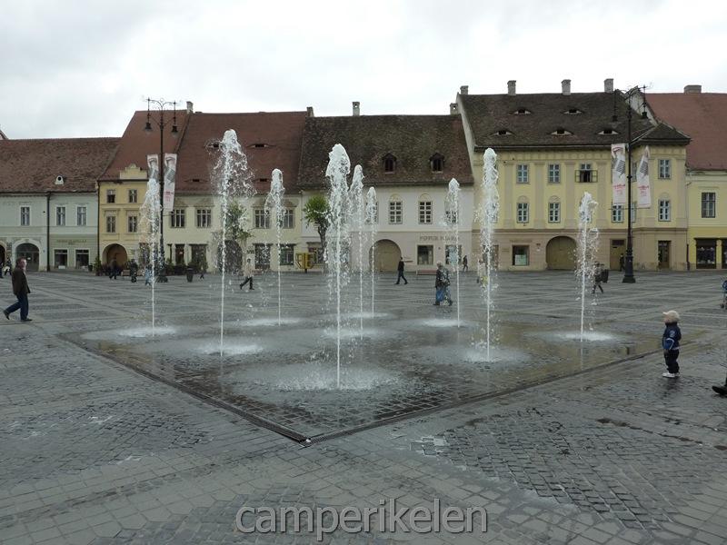 Plein in Sibiu