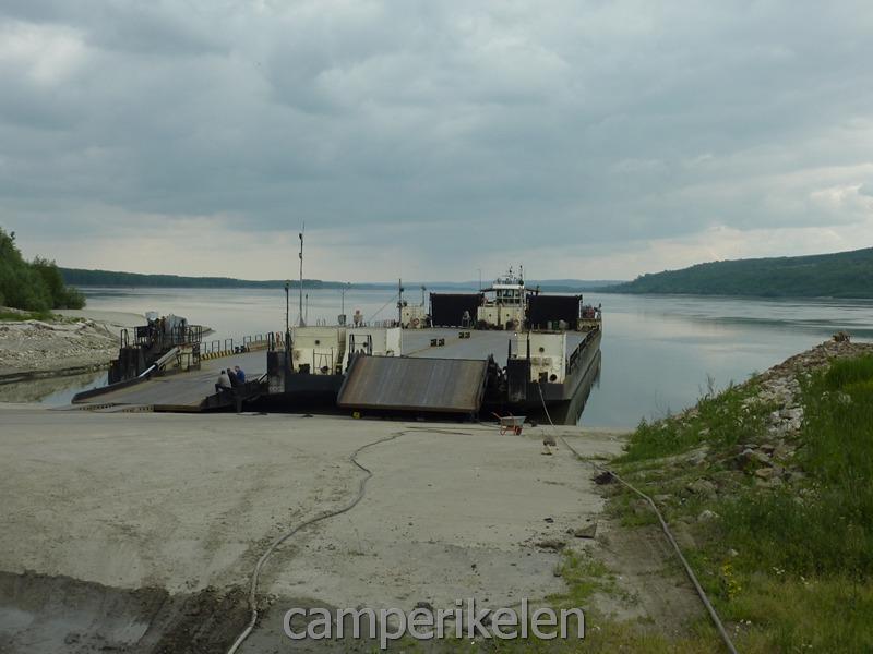 Donau oversteken