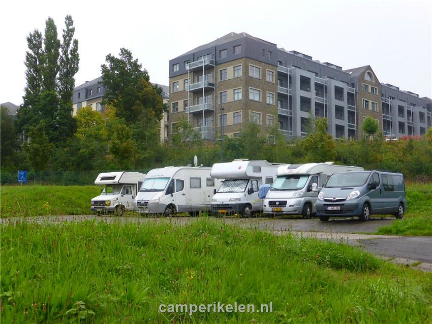 Camperplaats Arlon