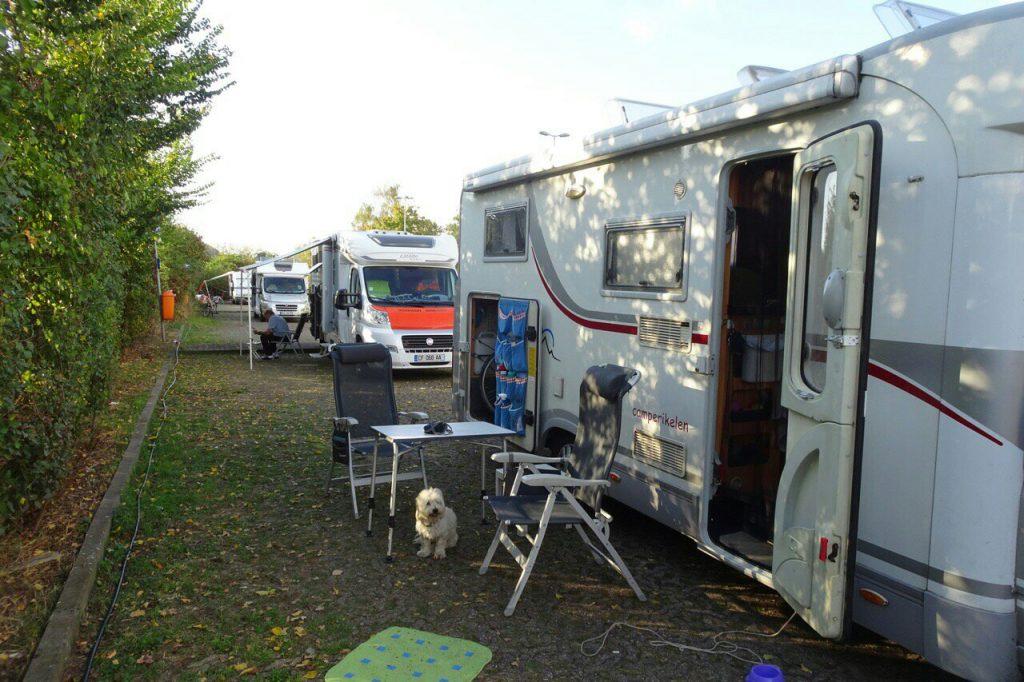 Camperplaats Saarlouis
