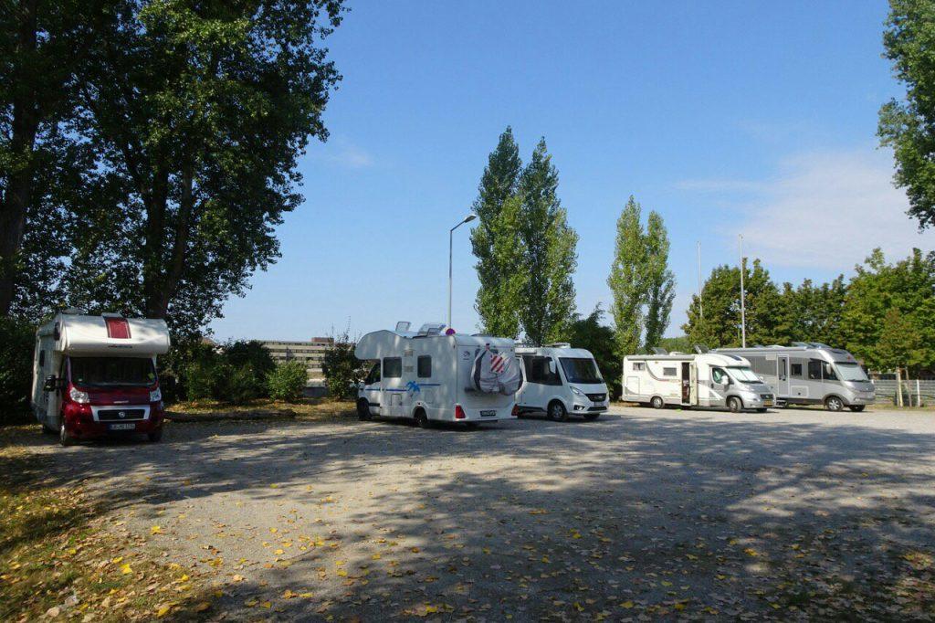 Camperplaats Karlsruhe
