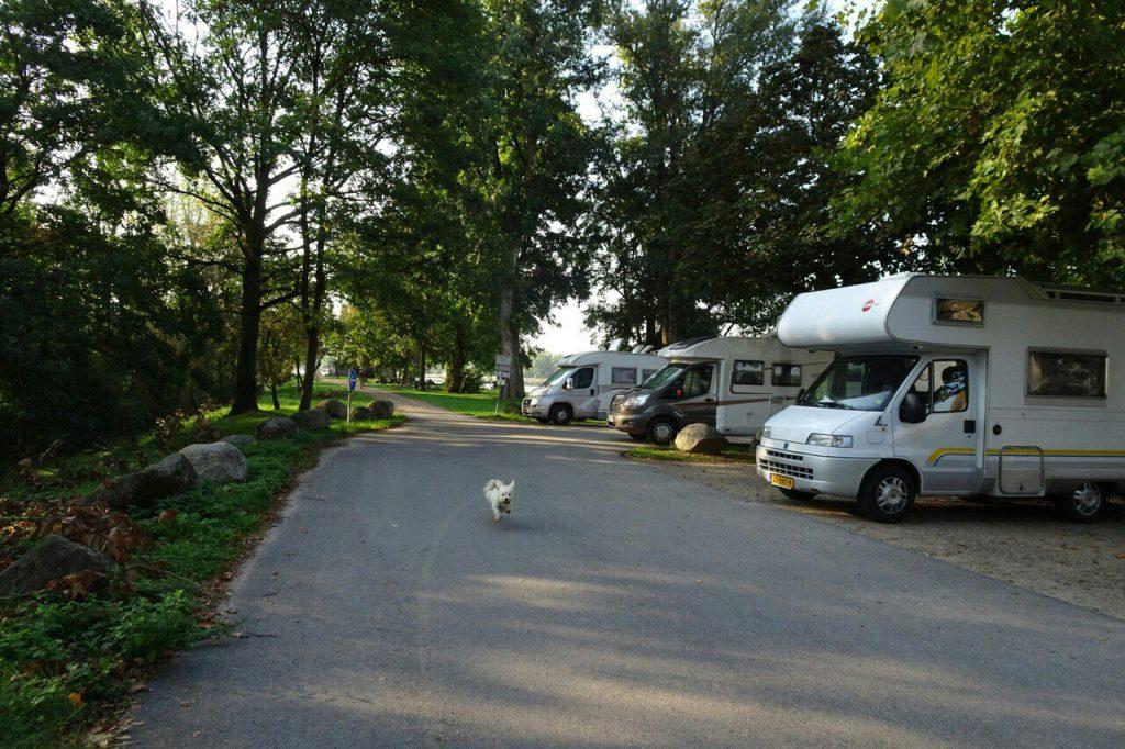 Camperplaats Weil am Rhein