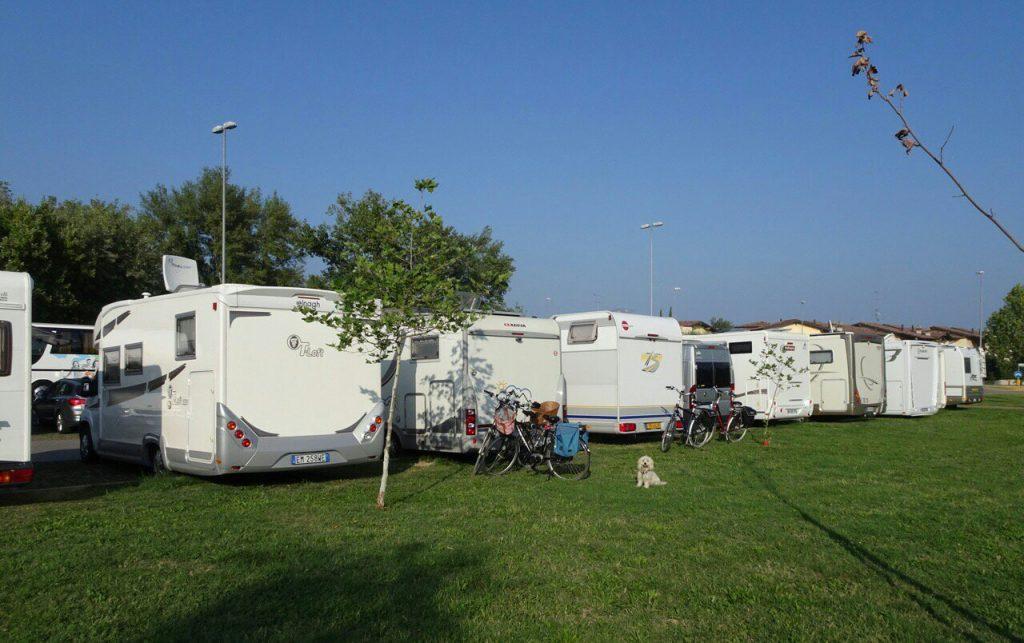 Camperplaats Sirmione