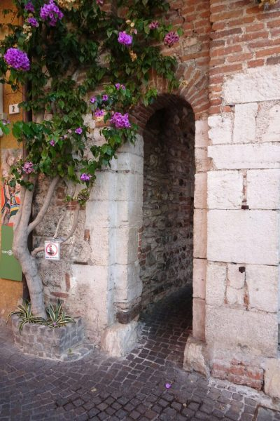 Poortje in Sirmione