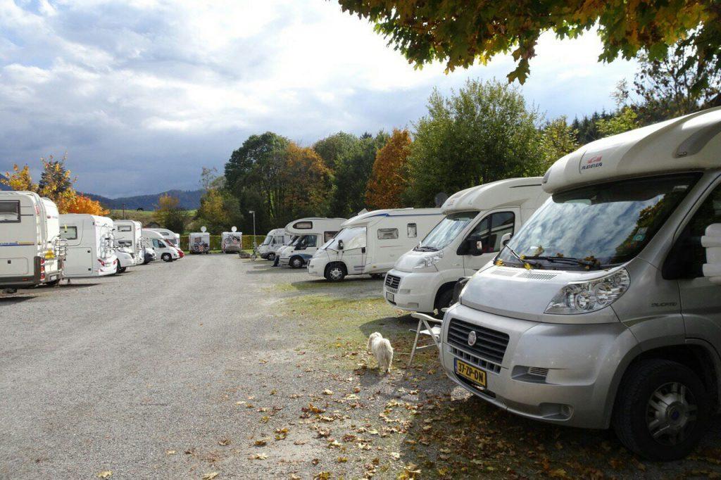 Camperplaats Füssen