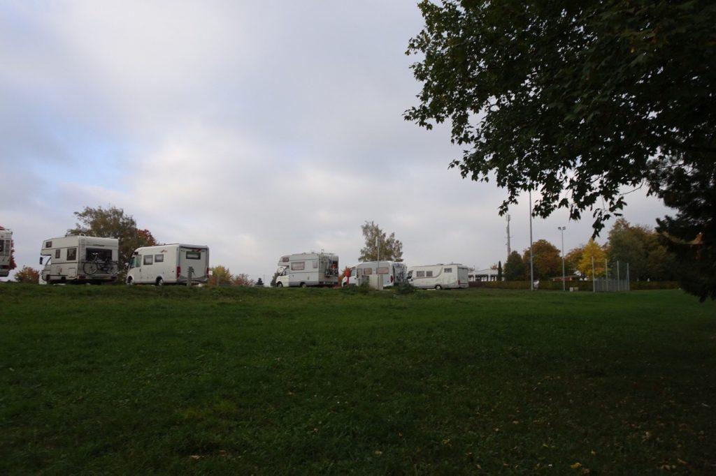 Camperplaats Ehingen